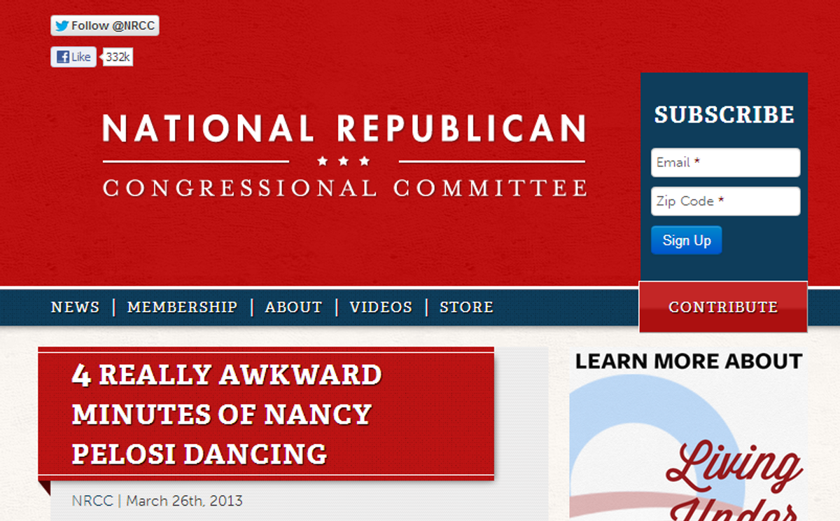 Yep, this will do the trick (NRCC)