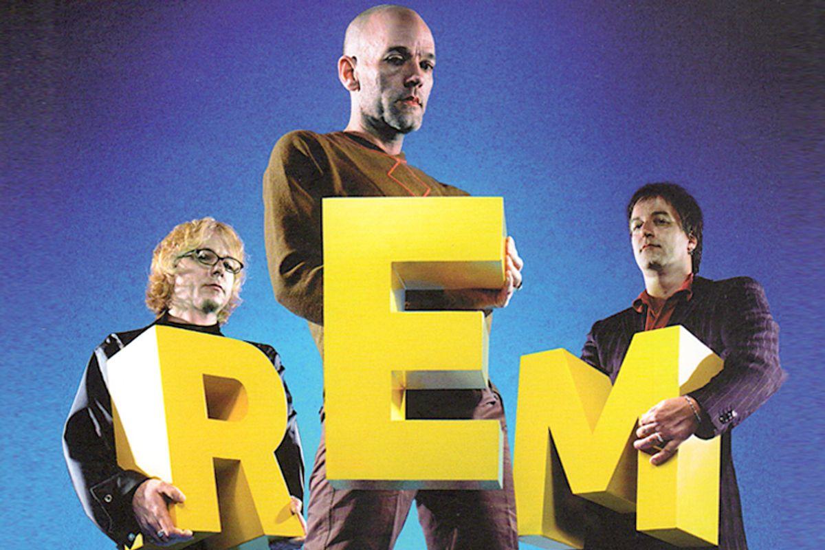 "Hooray, we're done"": The inside story behind R.E.M.'s disbandment |  Salon.com"