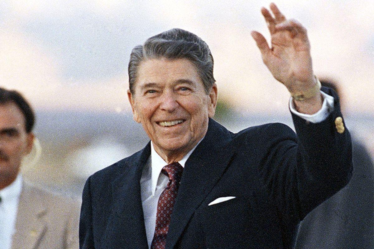 Ronald Reagan       (AP/Doug Mills)