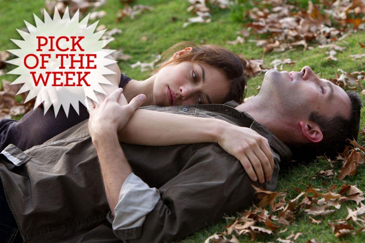 """Olga Kurylenko and Ben Affleck in """"To the Wonder"""""""