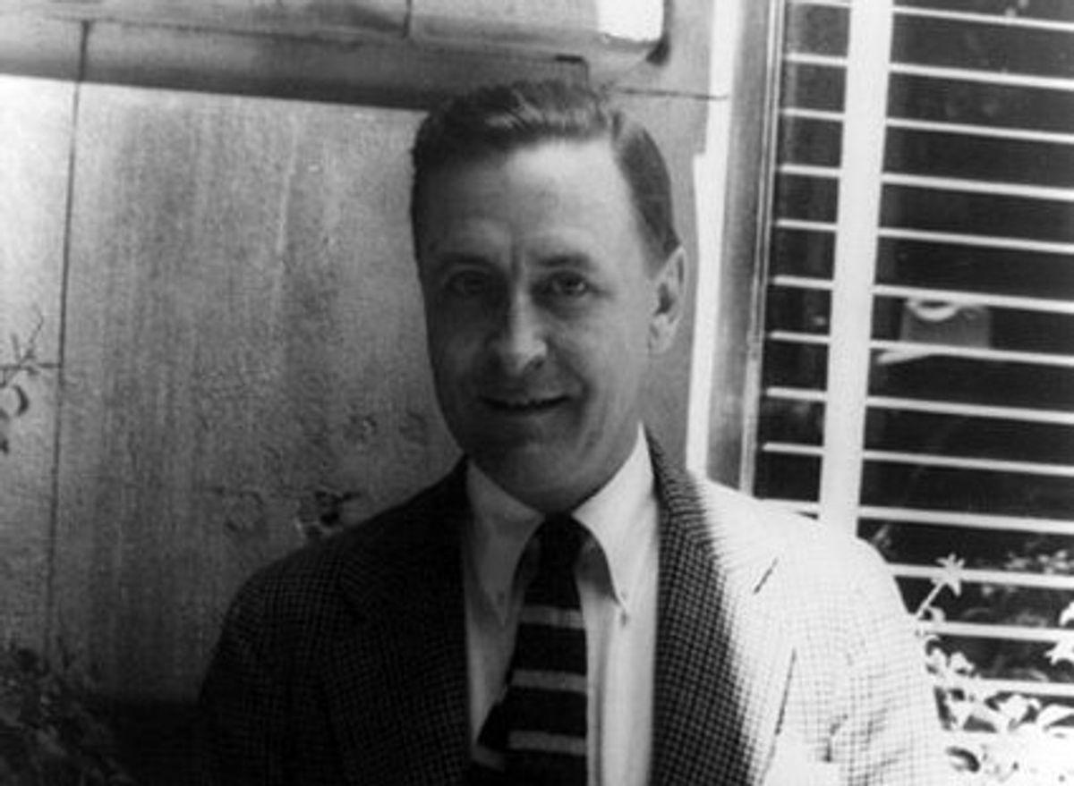 F. Scott Fitzgerald       (Wikimedia Commons)