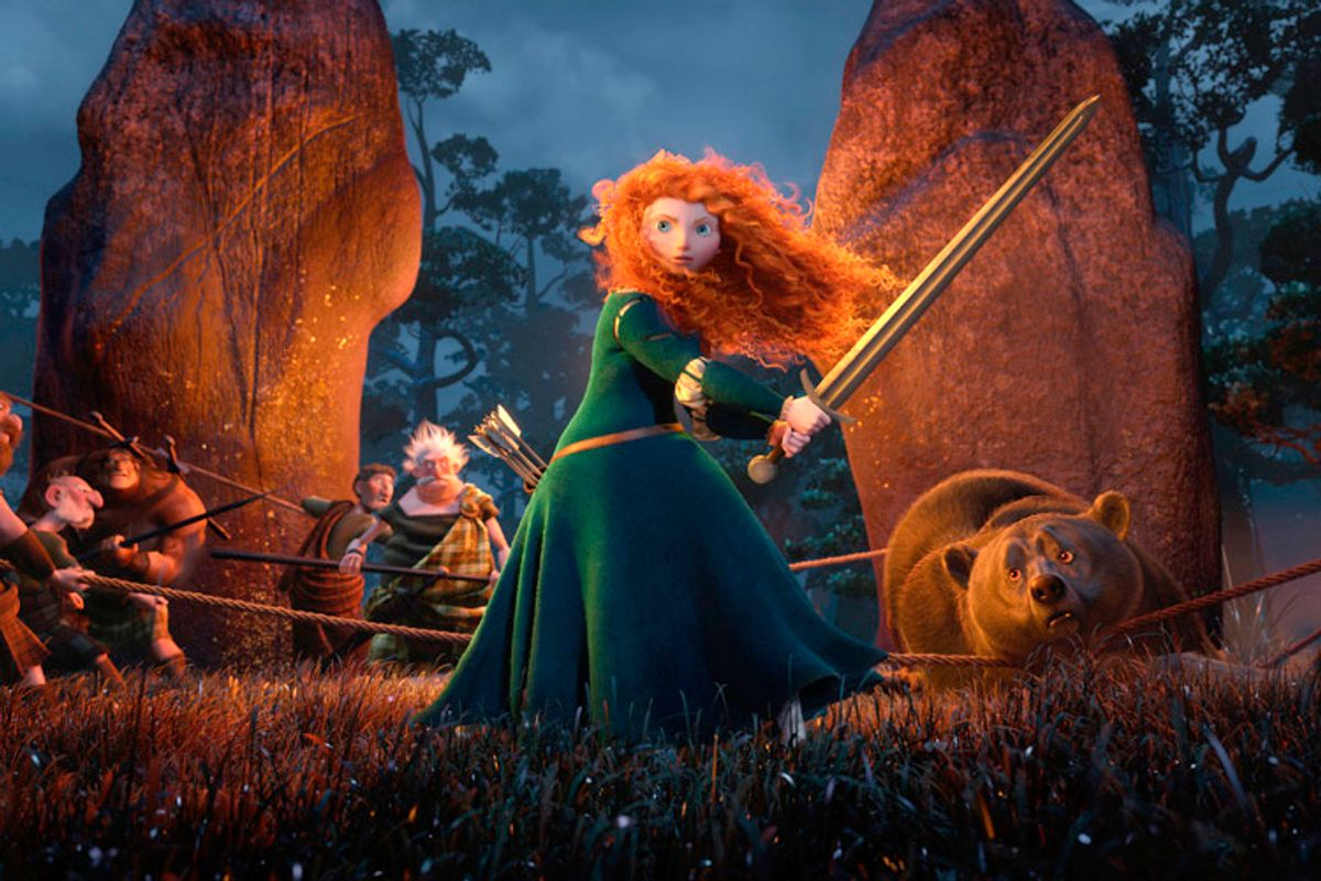 "Princess Merida of ""Brave""  (Disney/Pixar)"