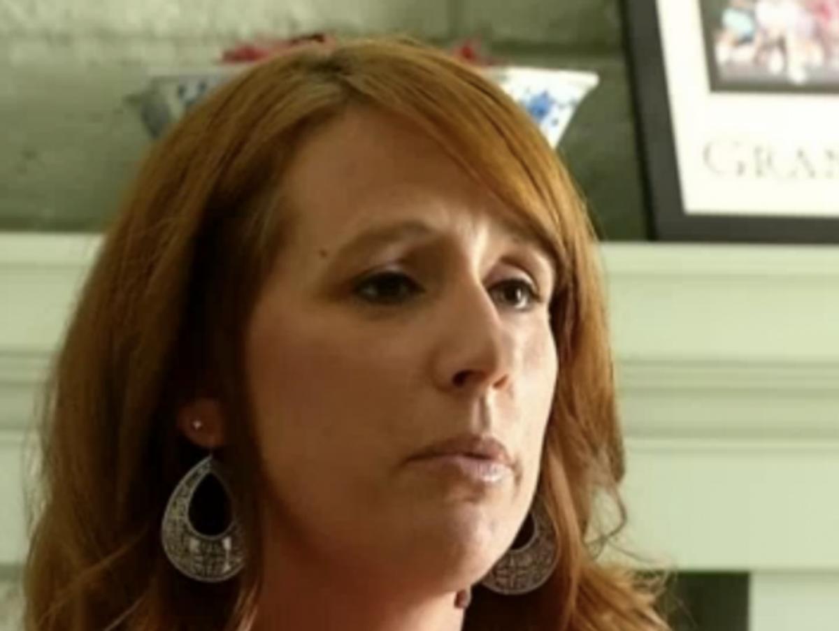 Carie Charlesworth, a second grade teacher at Holy Trinity School in San Diego  (NBC San Diego)