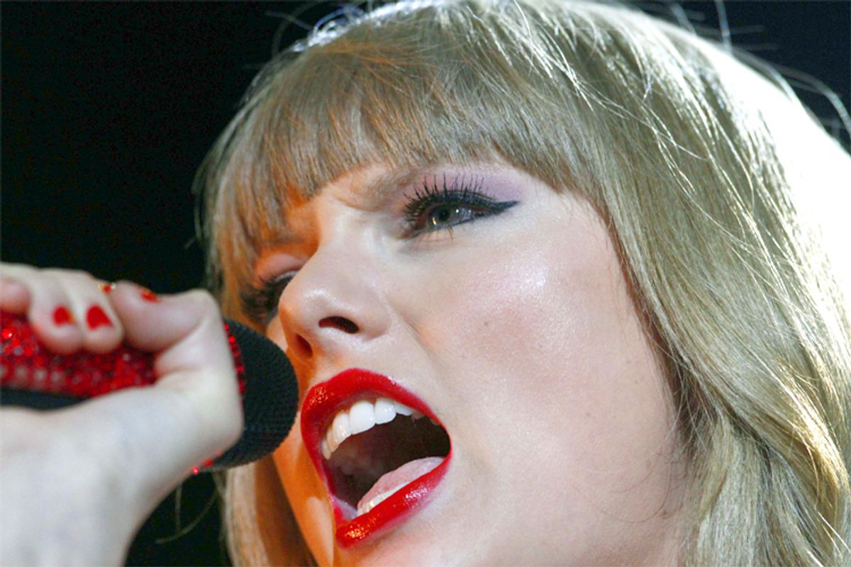 Taylor Swift        (AP/Wade Payne)