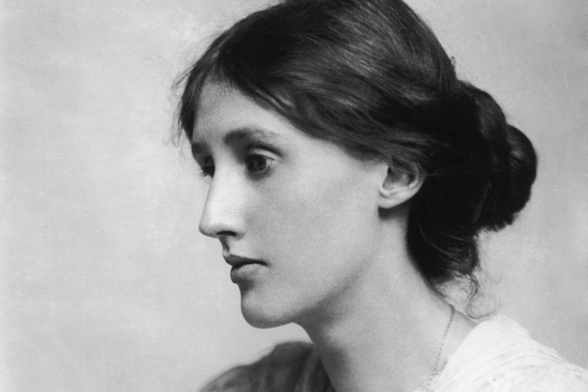 Virginia Woolf       (Wikimedia)
