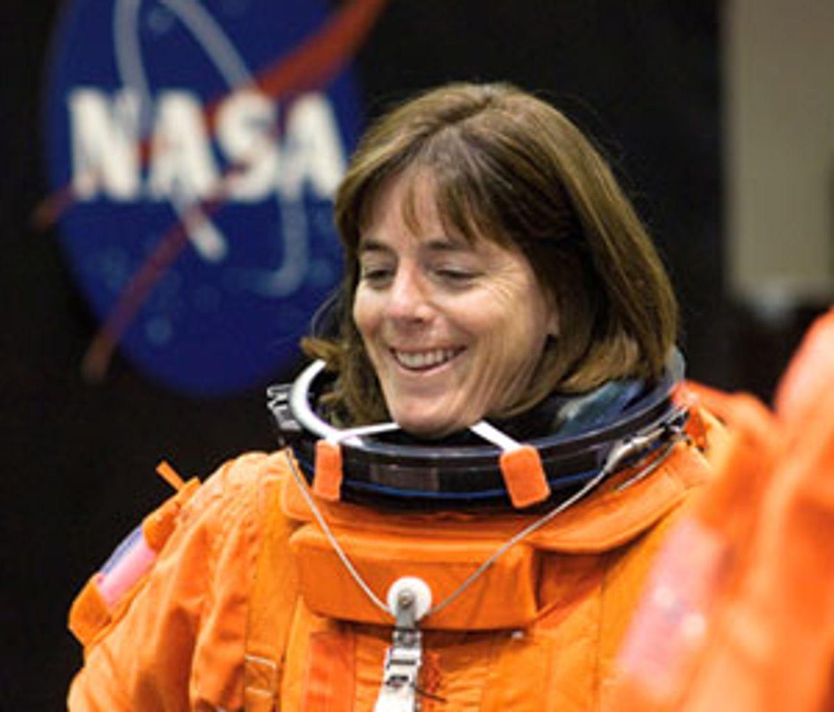 Barbara Morgan    (NASA)
