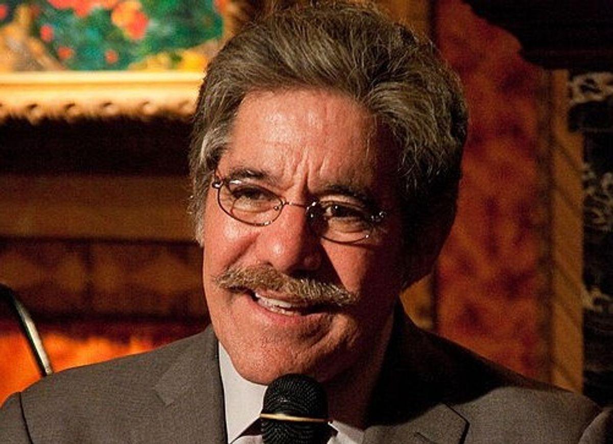 Geraldo Rivera              (Wikimedia)