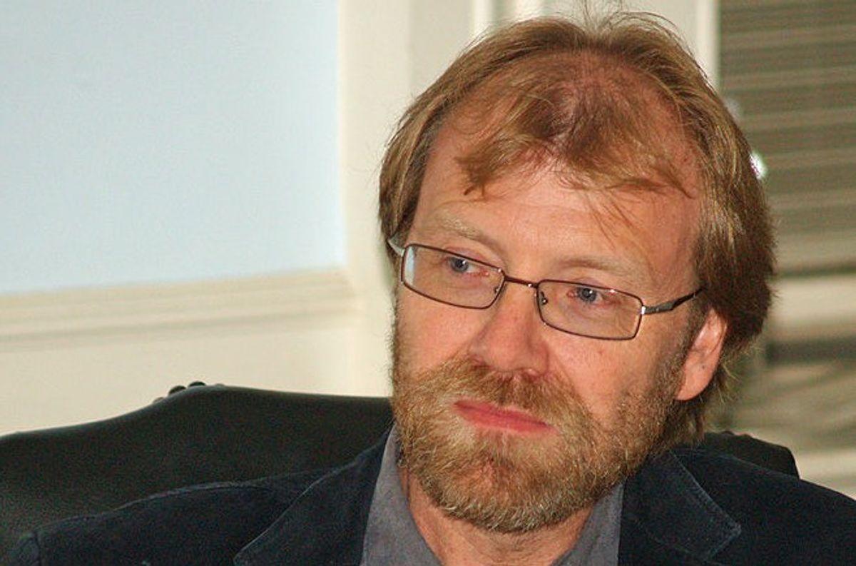 George Saunders     (Wikimedia Commons)