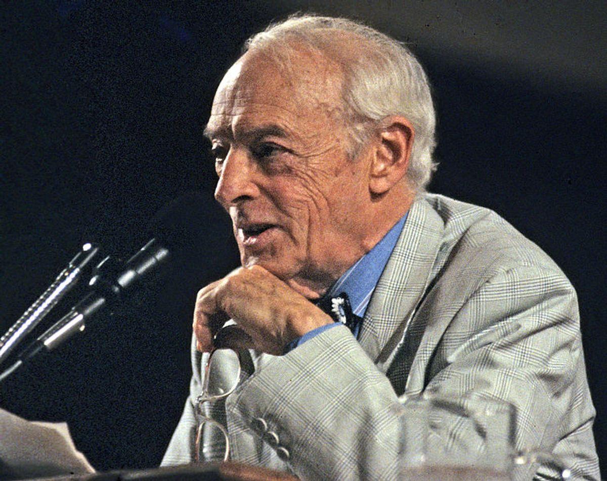 Saul Bellow (Wikimedia Commons)