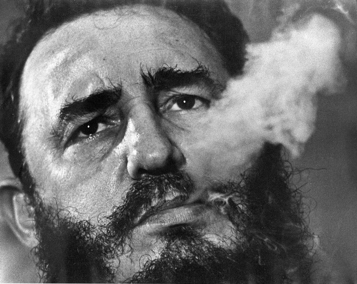 Fidel Castro  (AP/ Charles Tasnadi)