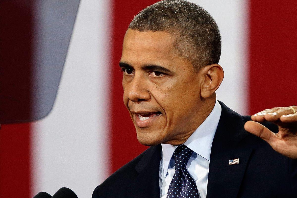 President Barack Obama               (AP/Seth Perlman)