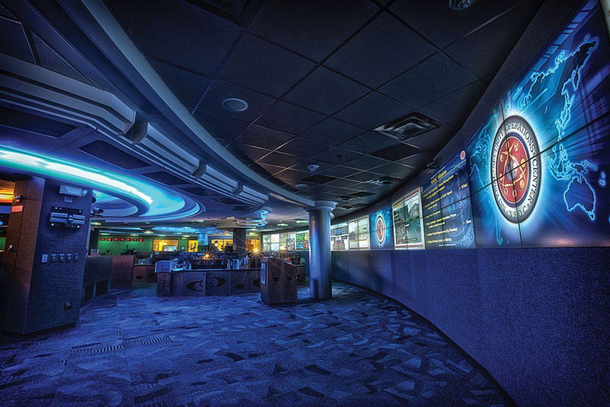 NSA Operations Center   (Wikimedia)