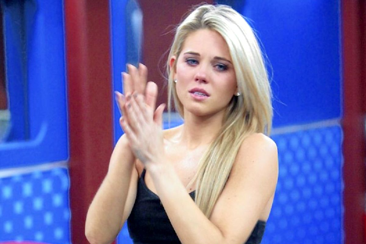"""Big Brother"" contestant Aaryn Gries"