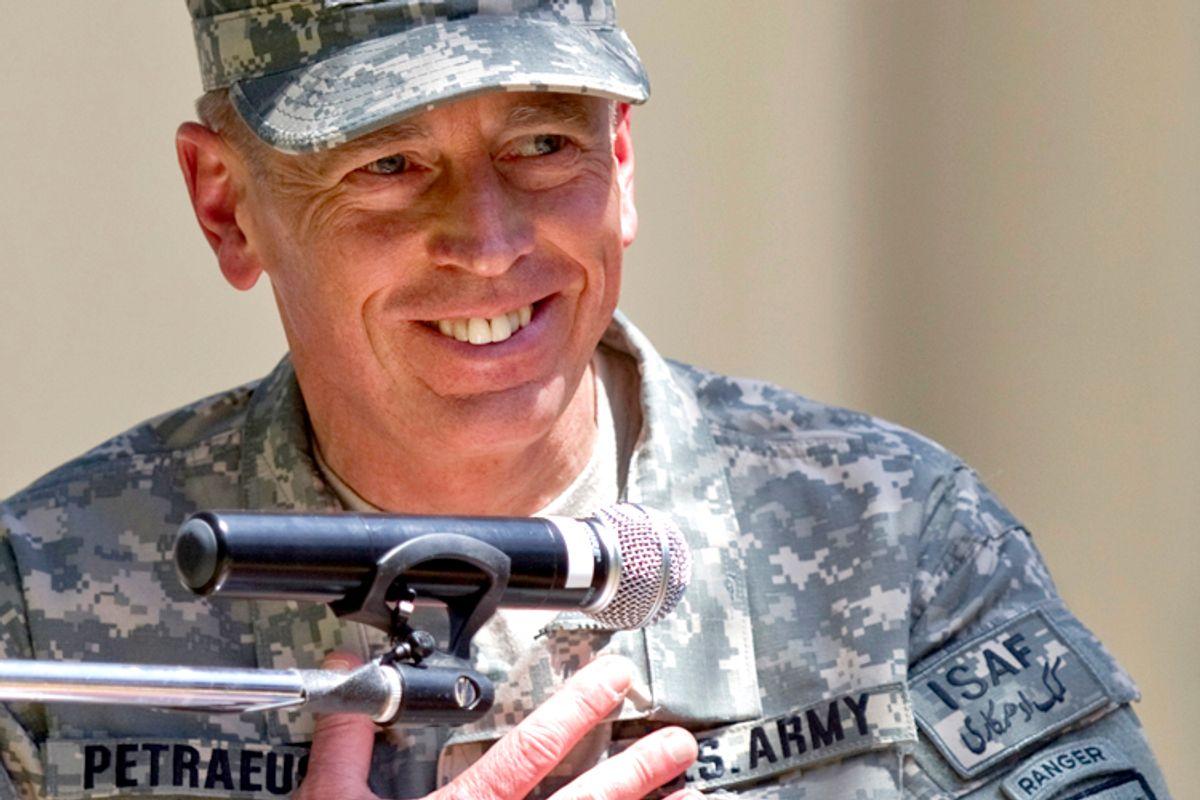 David Petraeus        (Reuters/Ahmad Masood)