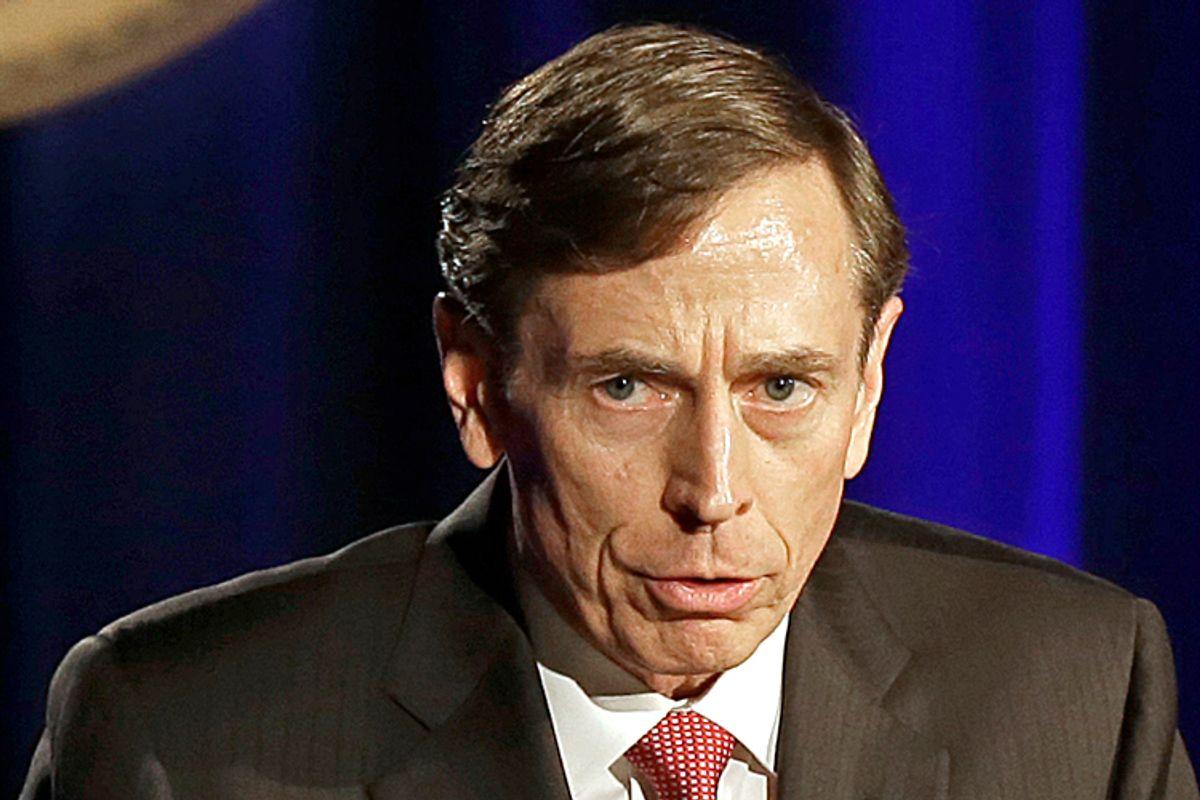 David H. Petraeus              (AP/Reed Saxon)