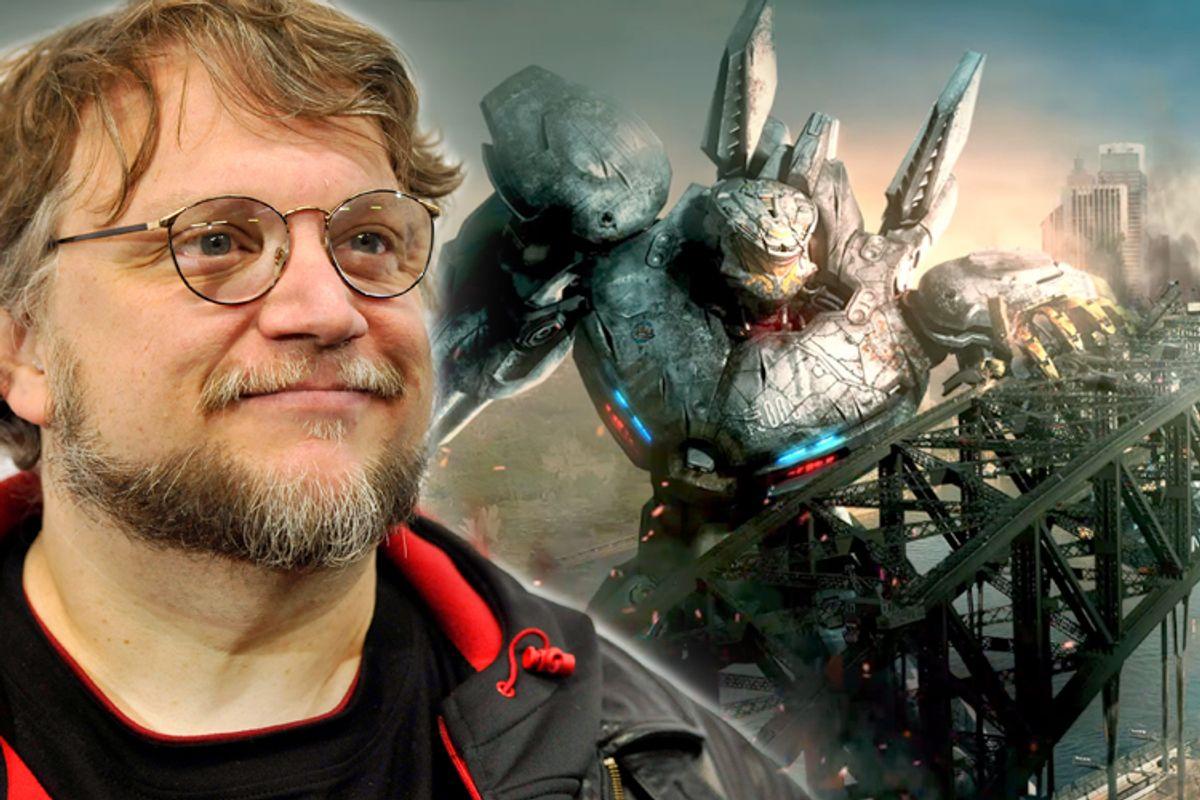 Guillermo Del Toro           (AP/Chris Pizzello)