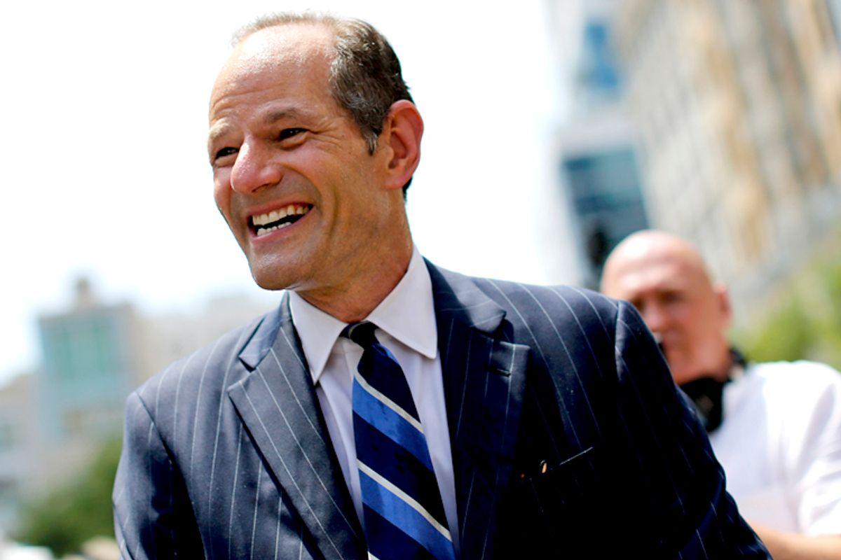 Eliot Spitzer    (Reuters/Brendan Mcdermid)