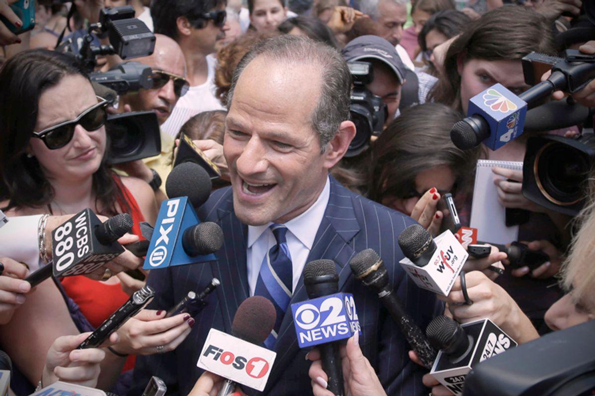 Eliot Spitzer   (AP/Seth Wenig)