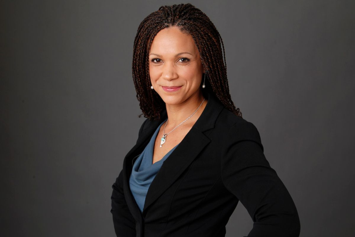Melissa Harris-Perry               (MSNBC/Heidi Gutman)