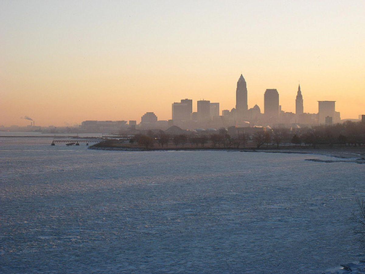 Lake Erie (Teknorat/Flickr)