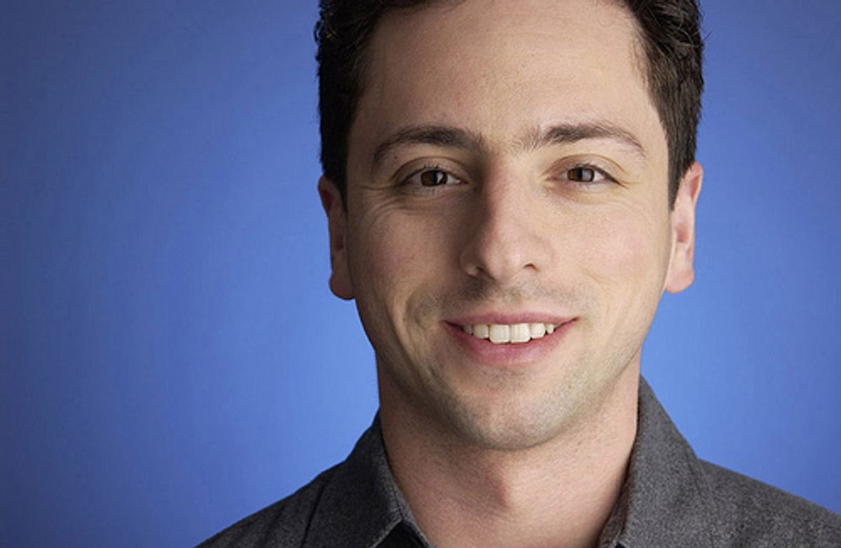 Google co-founder Sergey Brin (Freedom to Marry/Flickr)