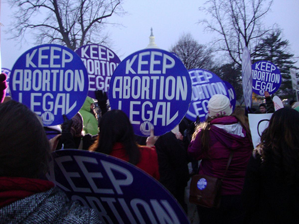 (Flickr Creative Commons via Abortion Care Network)