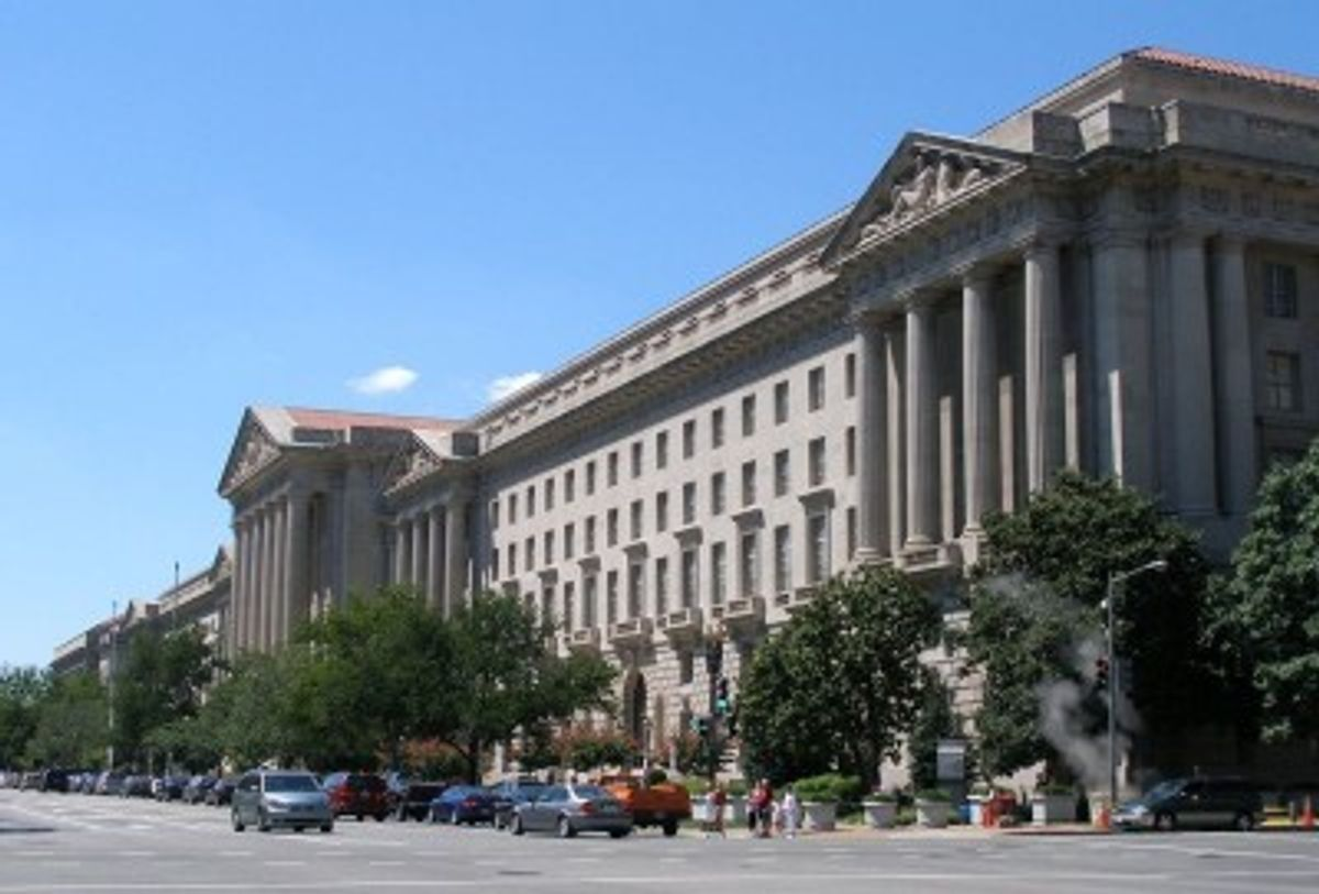 The D.C. headquarters of the EPA (Wikimedia Commons)