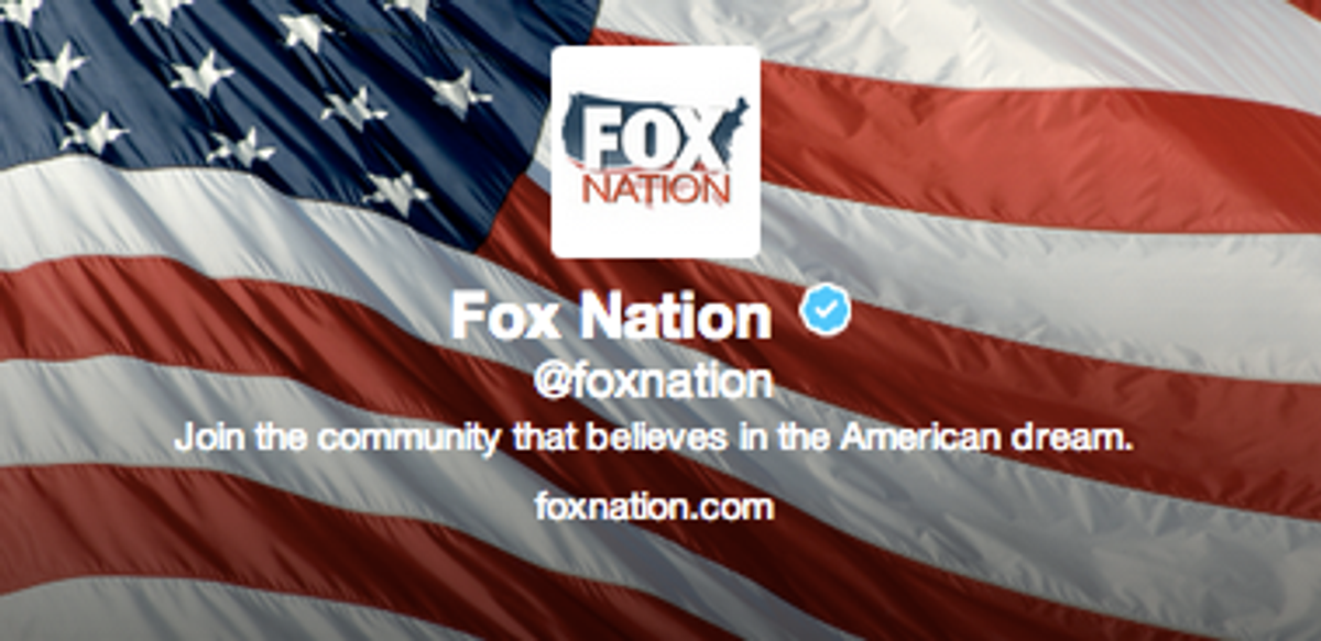 (Fox Nation)