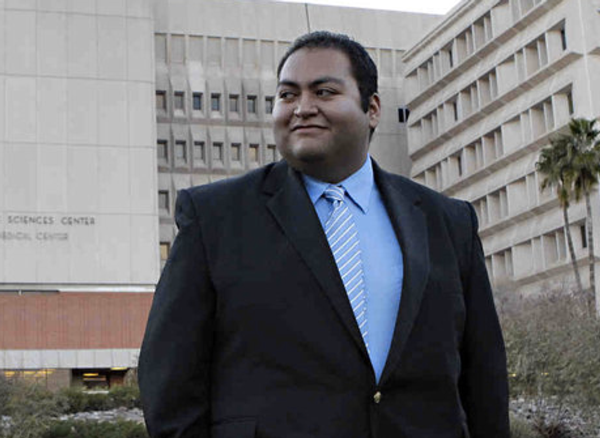 Daniel Hernandez Jr.   (Associated Press)
