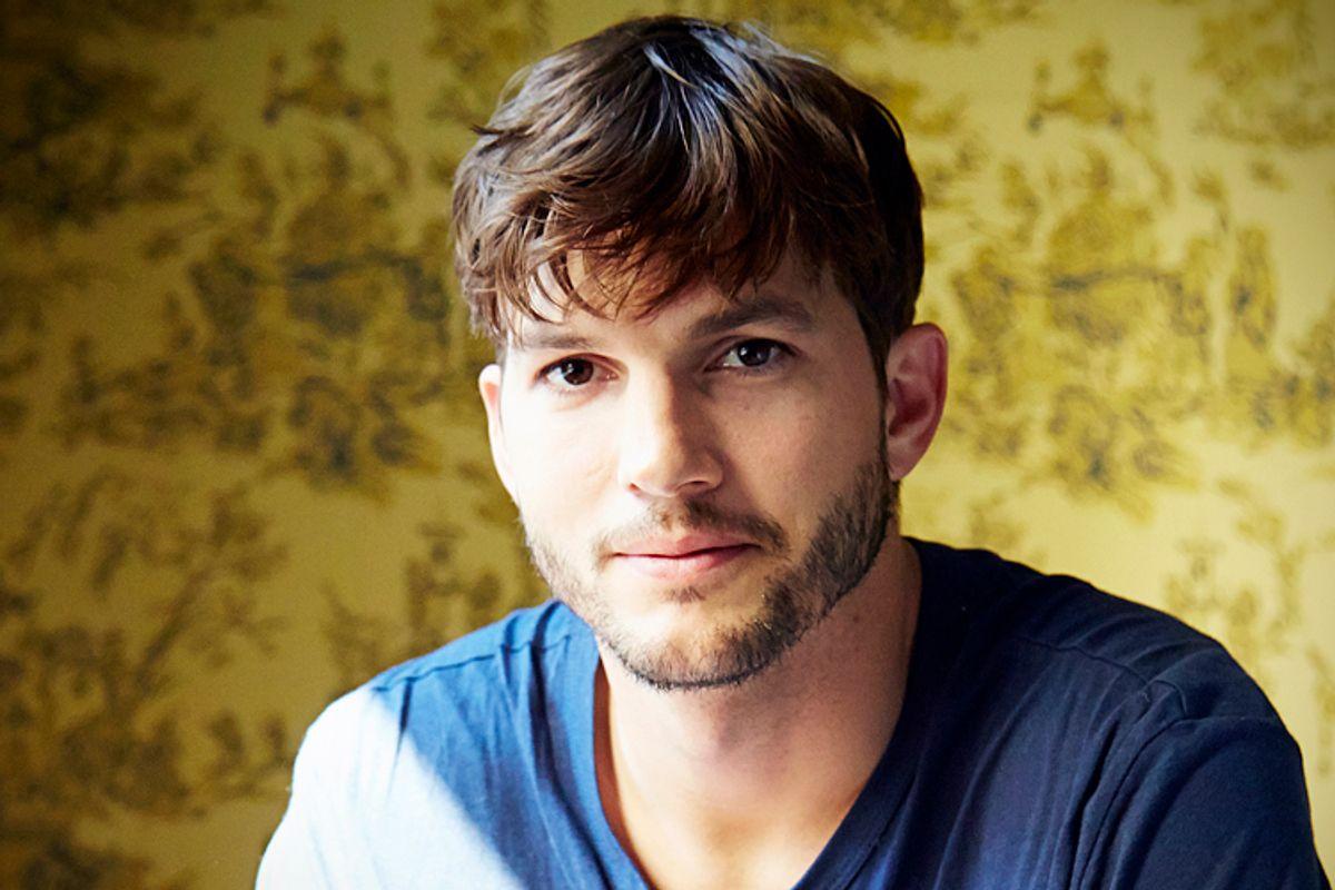 Ashton Kutcher        (AP/Dan Hallman)