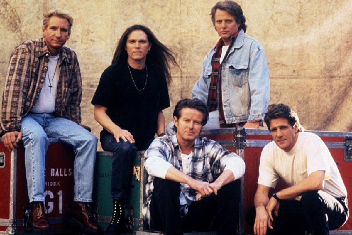The Eagles   (Reiters/Ho New)