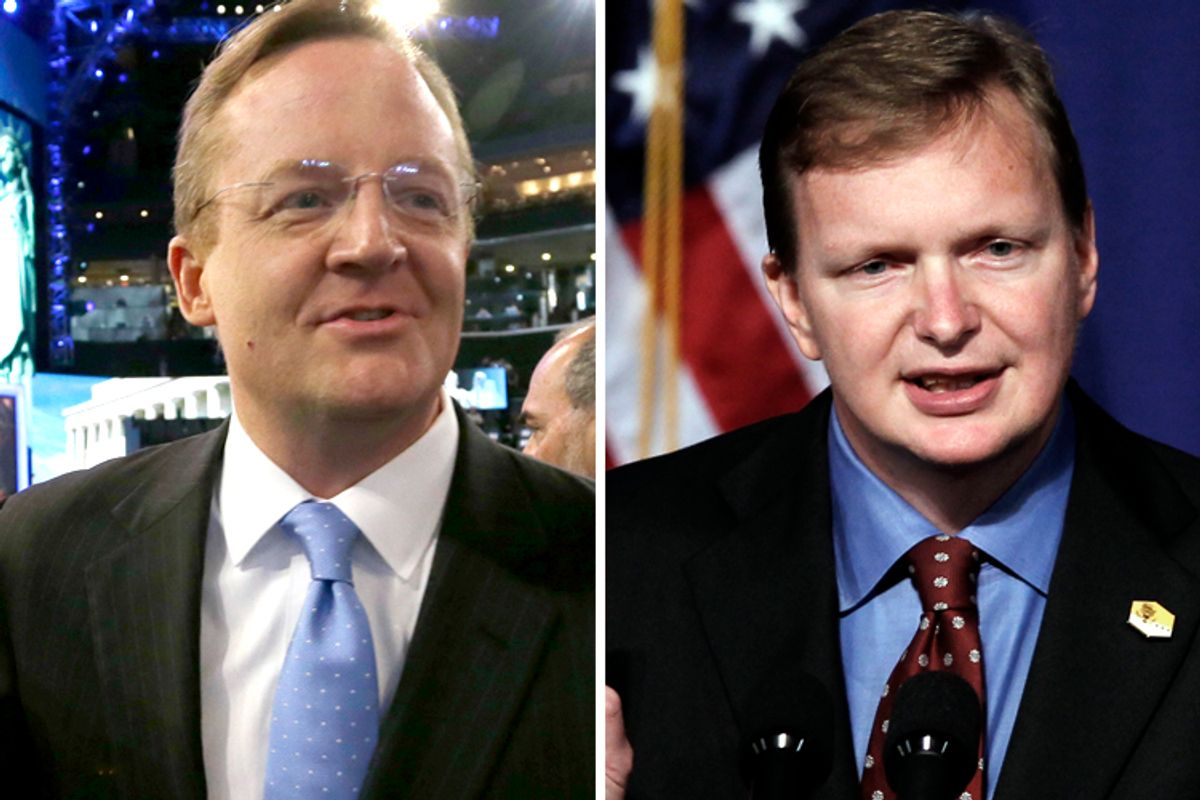 Robert Gibbs, Jim Messina     (AP/Charles Dharapak/AP/Charles Dharapak)