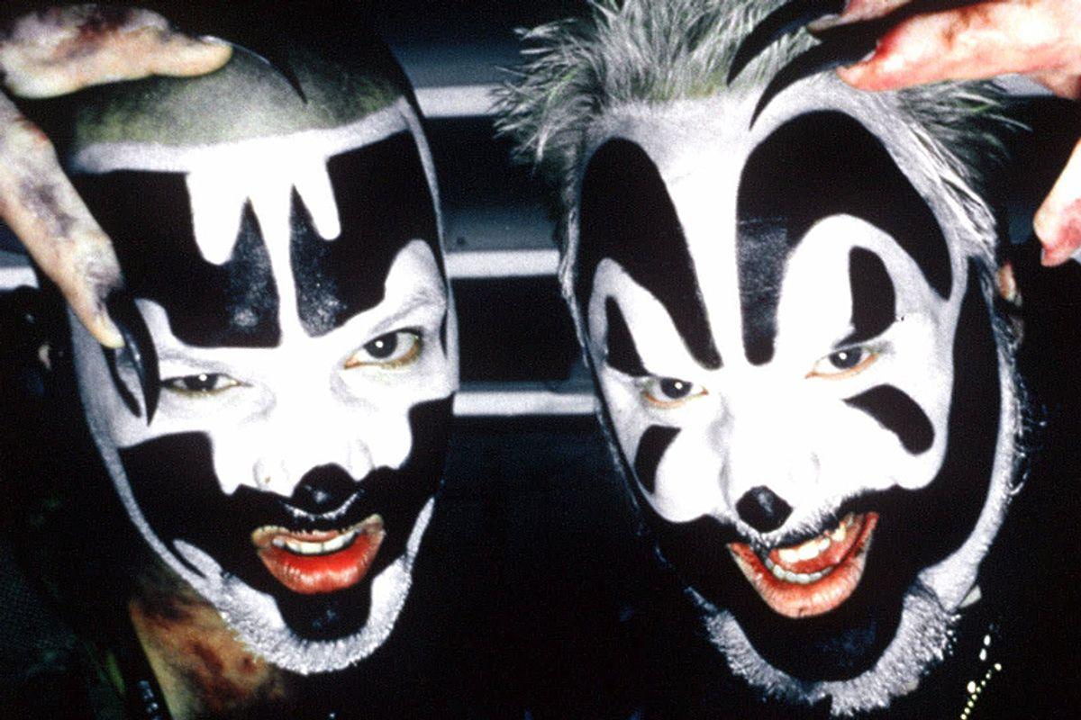 Insane Clown Posse              (AP/Joseph Cultice)
