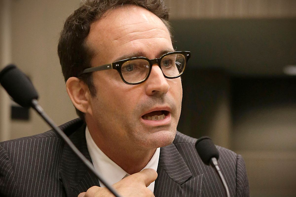 Jason Patric      (AP/Rich Pedroncelli)