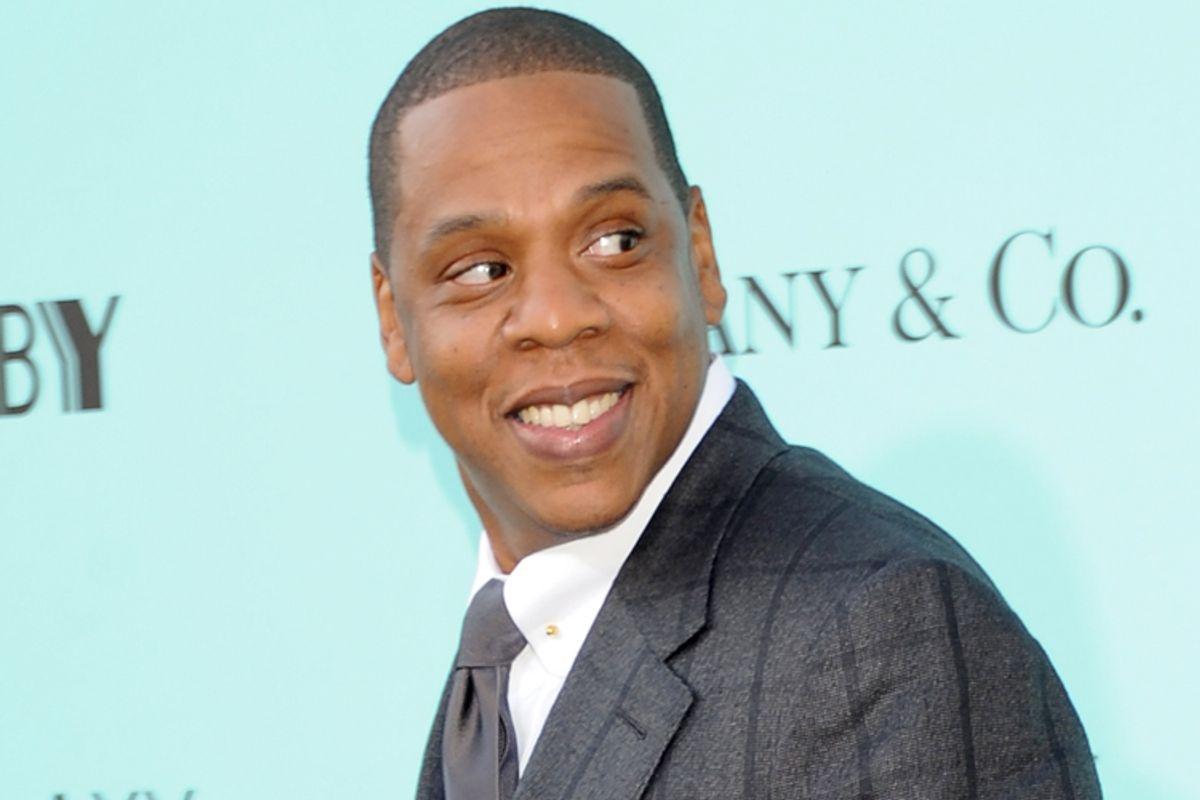 Jay Z     (AP/Evan Agostini)