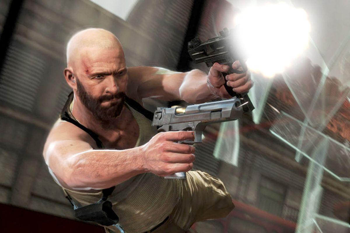 Max Payne 3      (AP/Rockstar Games)