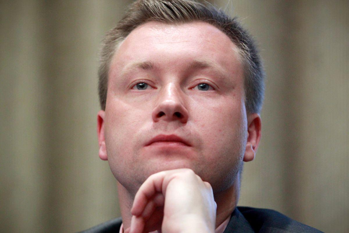 Nikolai Alexeyev     (Reuters/Sergei Karpukhin)