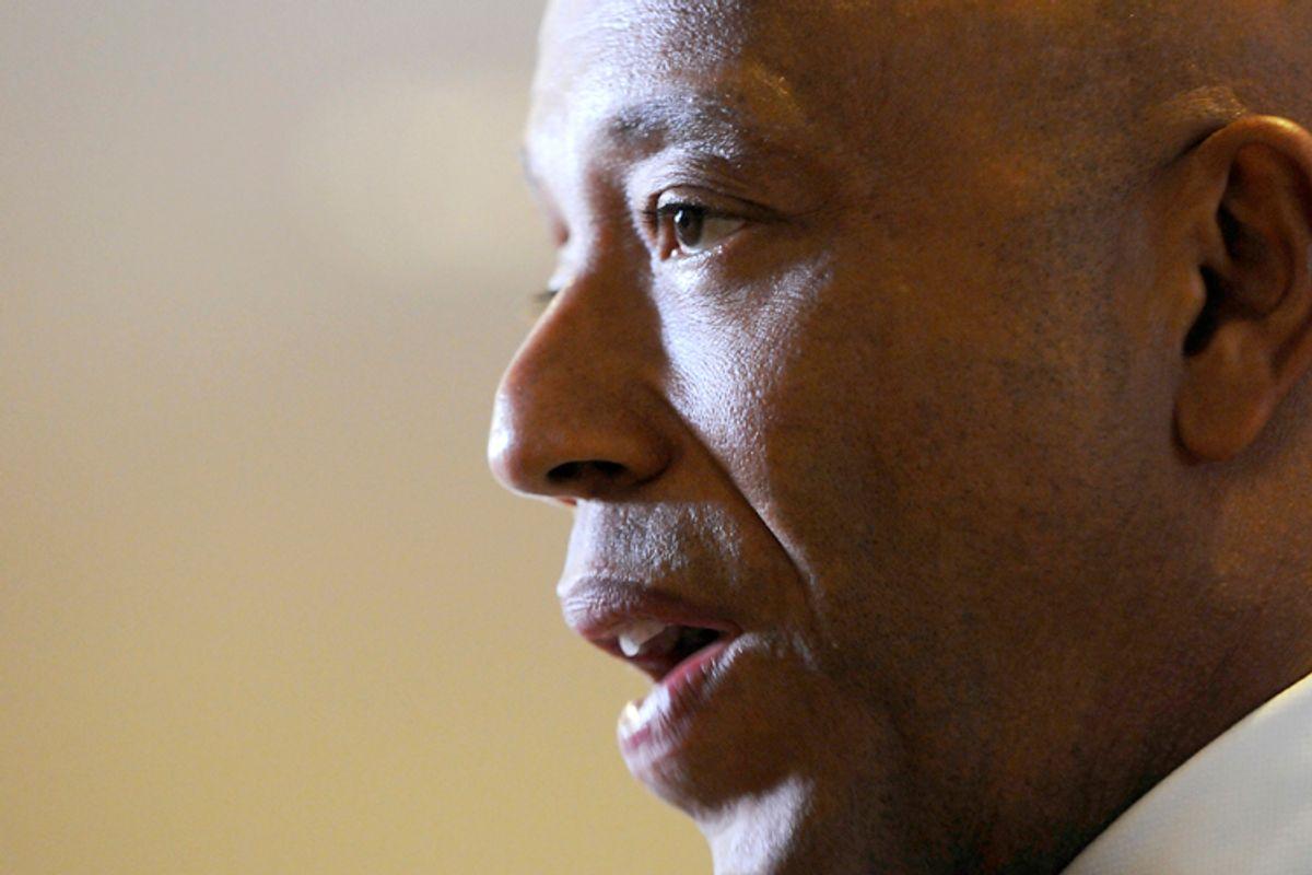 Russell Simmons       (Reuters/Jonathan Ernst)
