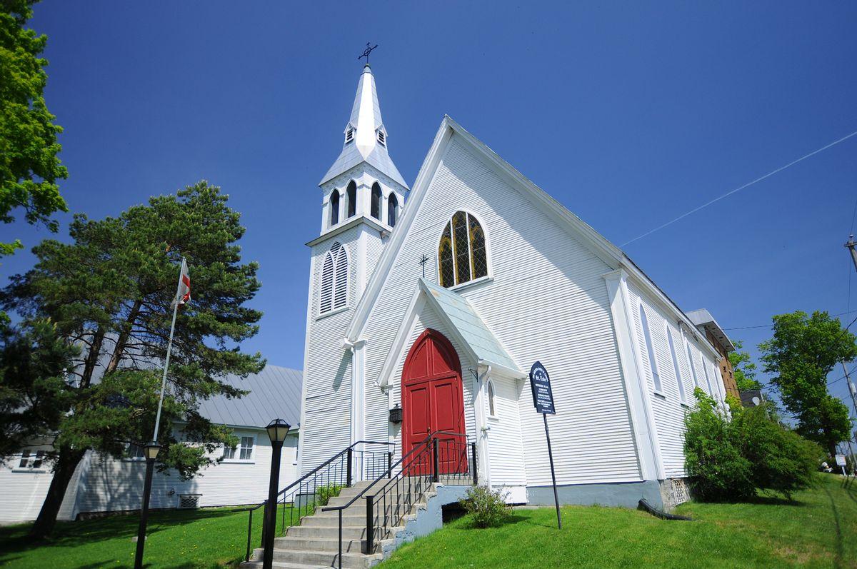 (<a href='http://www.shutterstock.com/gallery-364990p1.html?searchterm=church'>meunierd</a> via <a href='http://www.shutterstock.com/'>Shutterstock</a>)