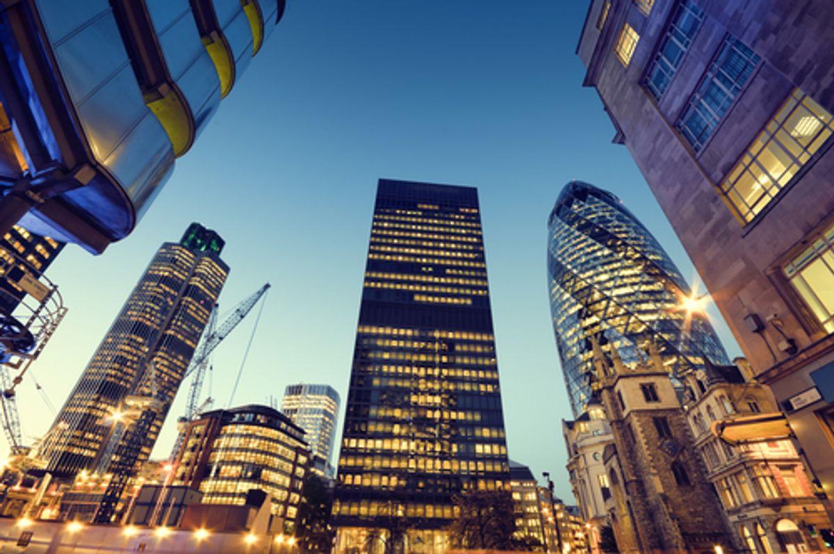 City of London  (Shutterstock)