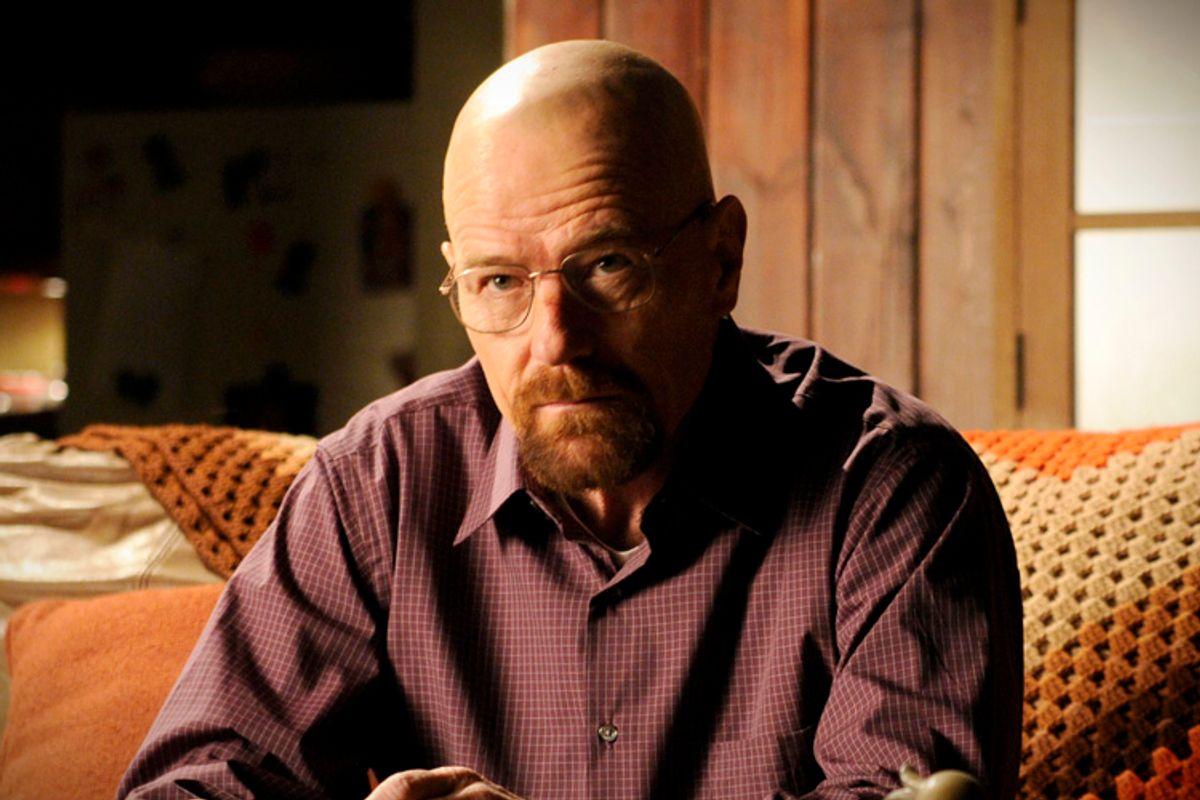 "Bryan Cranston as Walter White in ""Breaking Bad""           (AMC/Ursula Coyote)"
