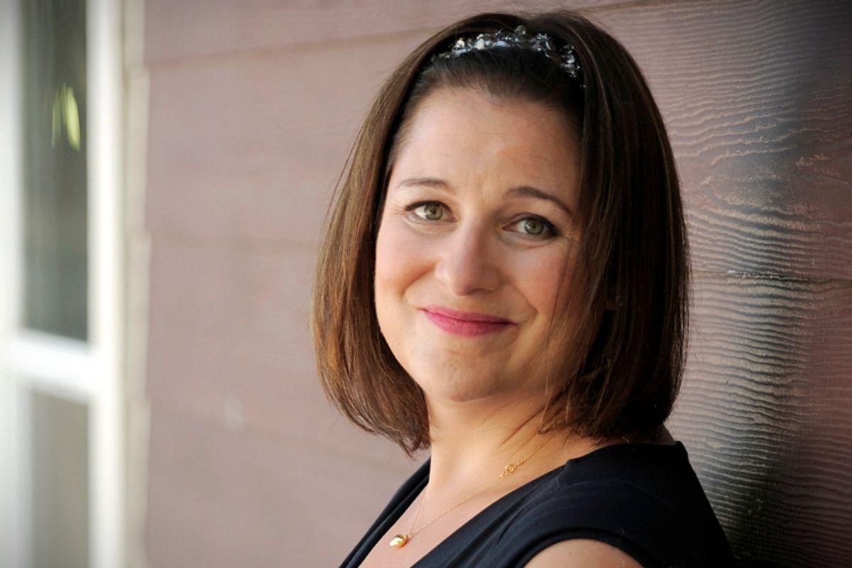Jennifer Weiner       (AP/Chris Pizzello)