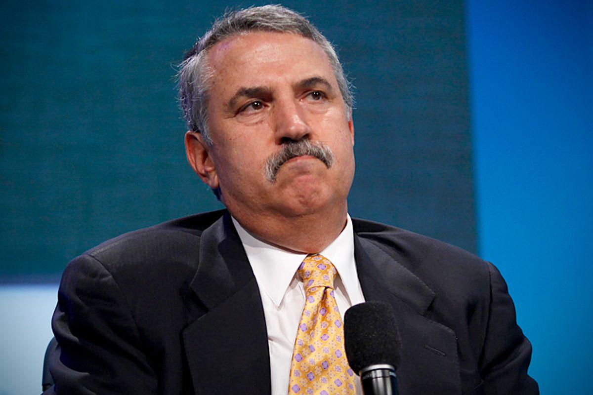 Thomas Friedman            (Reuters/Lucas Jackson)