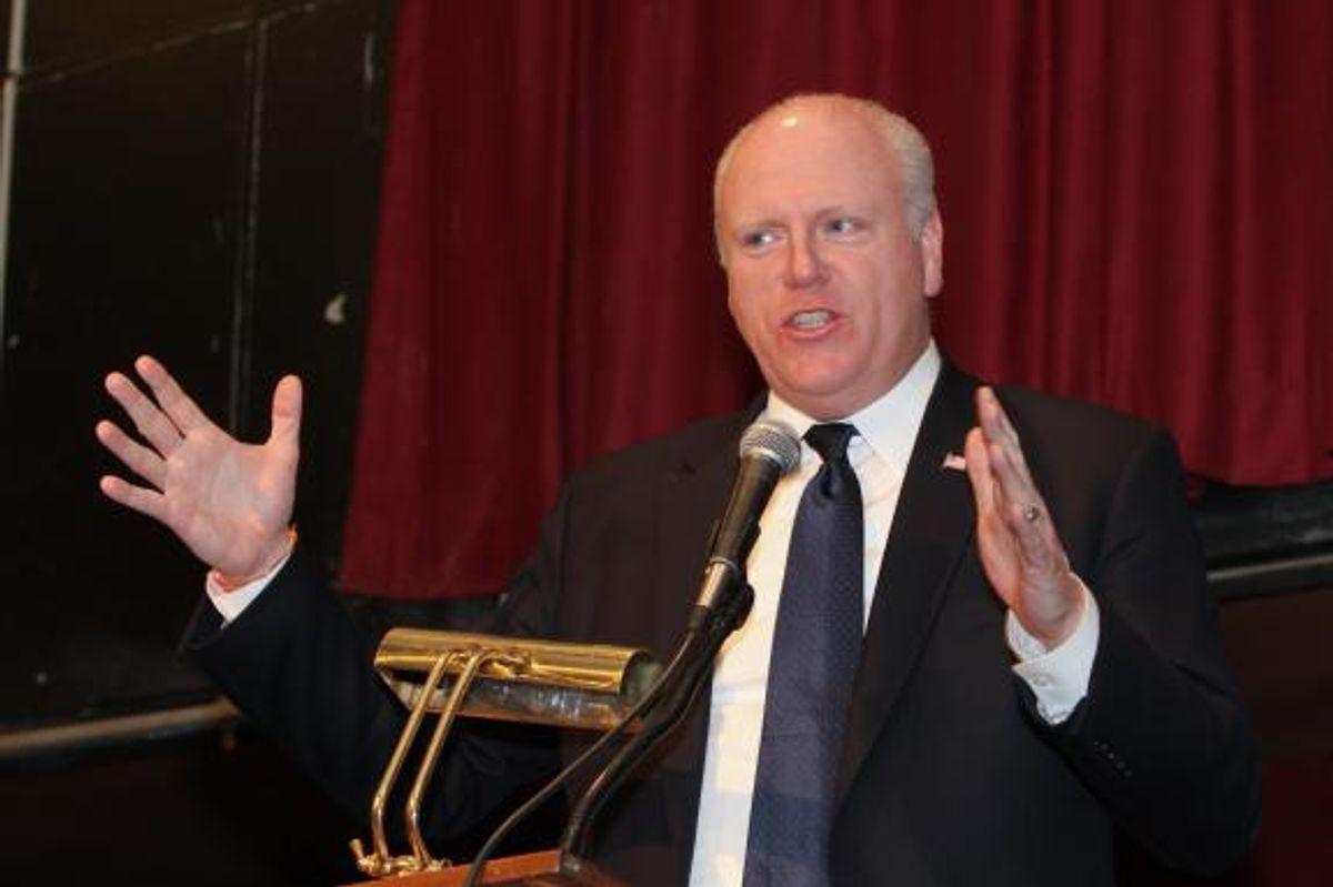 Rep. Joseph Crowley (D-N.Y.) in 2012    (Crowley.House.Gov)
