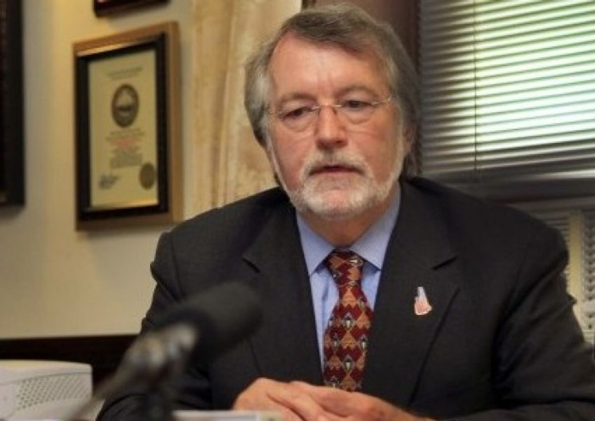 New Hampshire Rep. William O'Brien  (Associated Press)