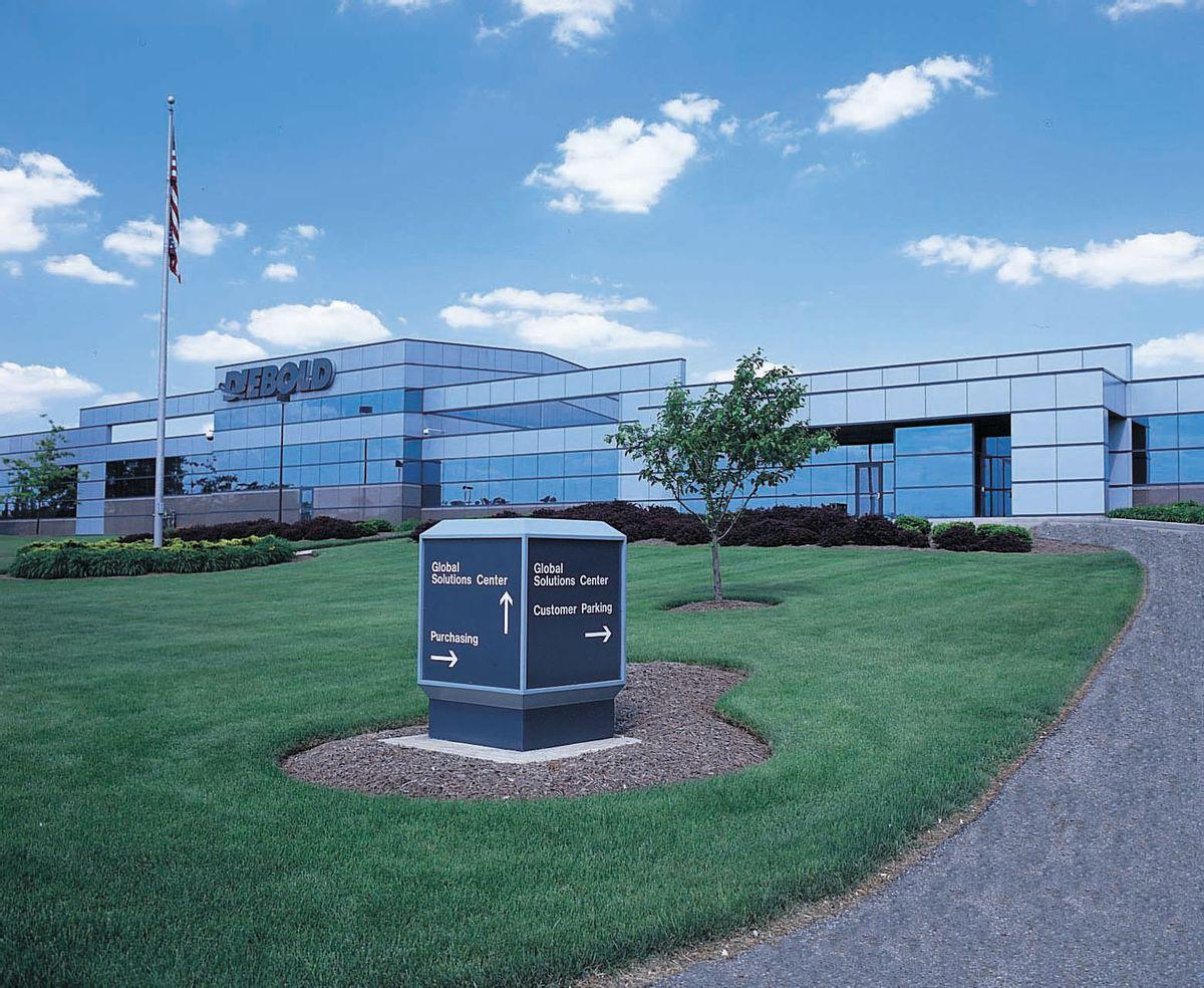 Diebold's headquarters