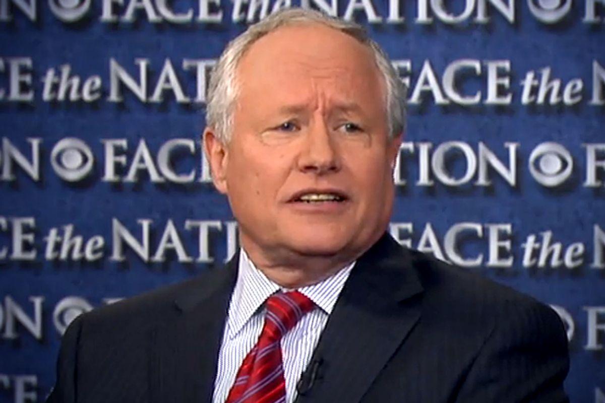 Bill Kristol                      (CBS News)