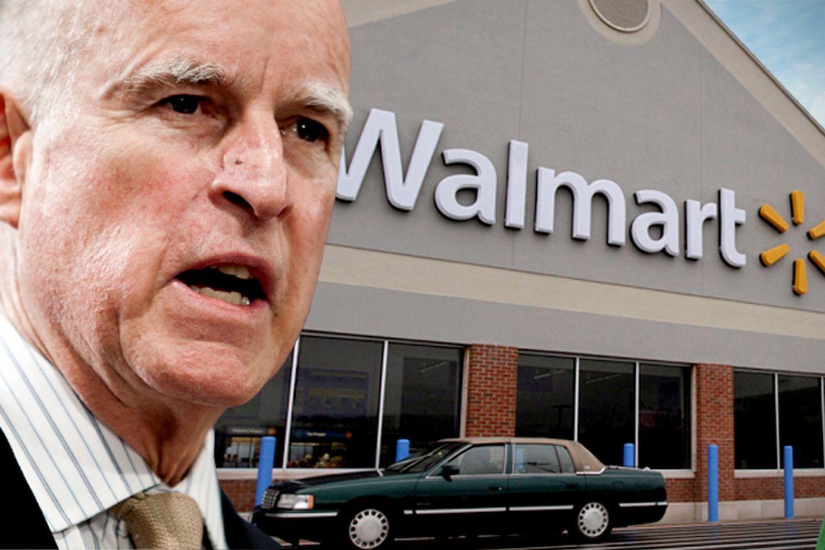 Jerry Brown                                   (REUTERS/Max Whittaker/AP/Steven Senne)