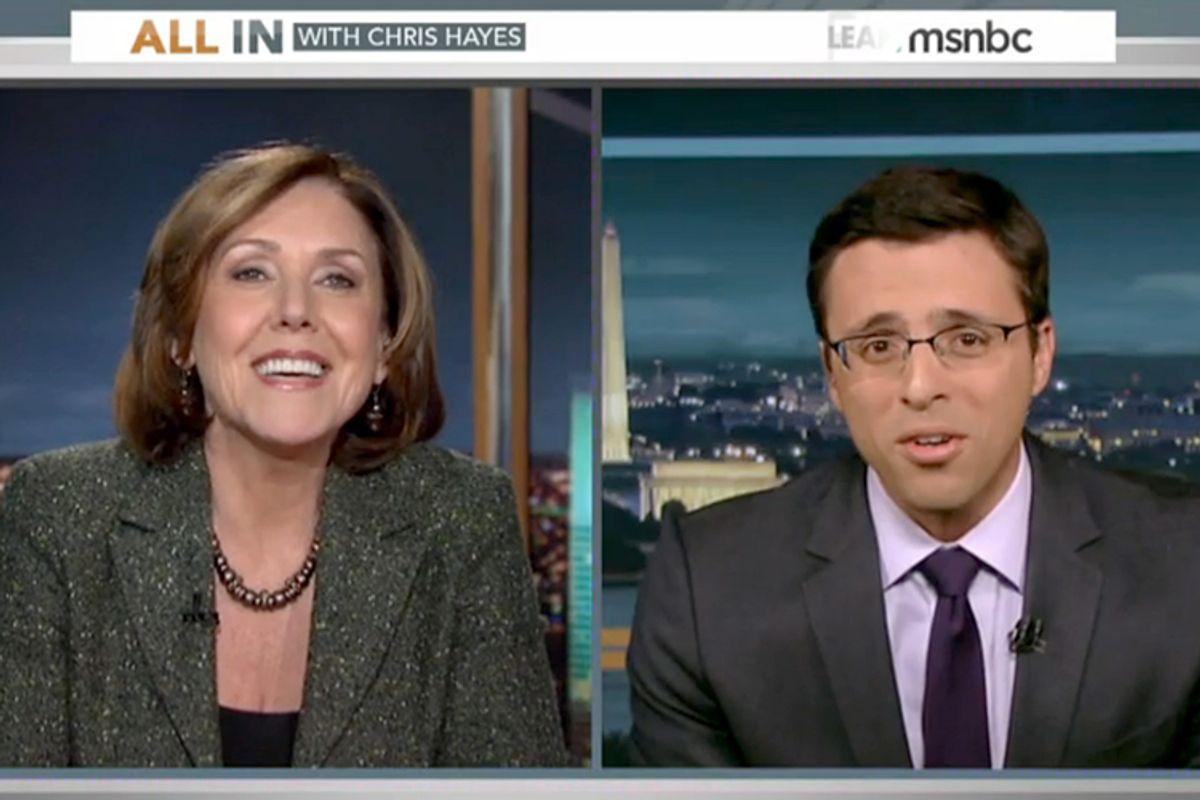 Joan Walsh and Ezra Klein       (MSNBC)