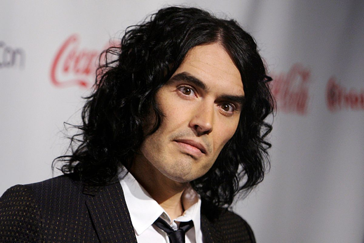 Russell Brand        (Reuters/Steve Marcus)